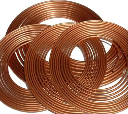 Package Coil copper tube
