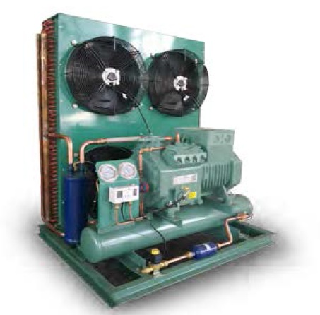 Open Type Air-cooled Bitzer condensing Unit