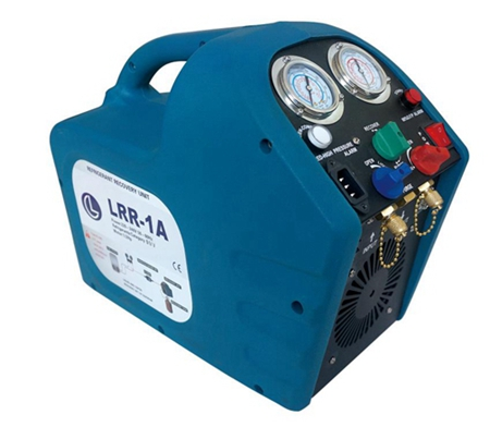 LRR series Double cylinder refrigerant recovery unit
