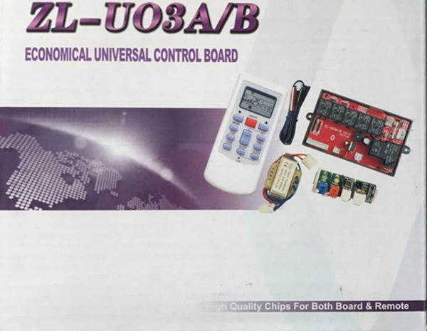 UNIVERSAL AC CONTROL SYSTEM