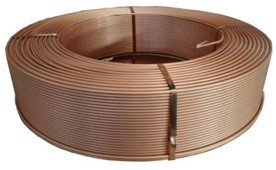 LWC Type Bright Copper tube