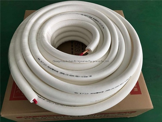 copper insulation pipe kits
